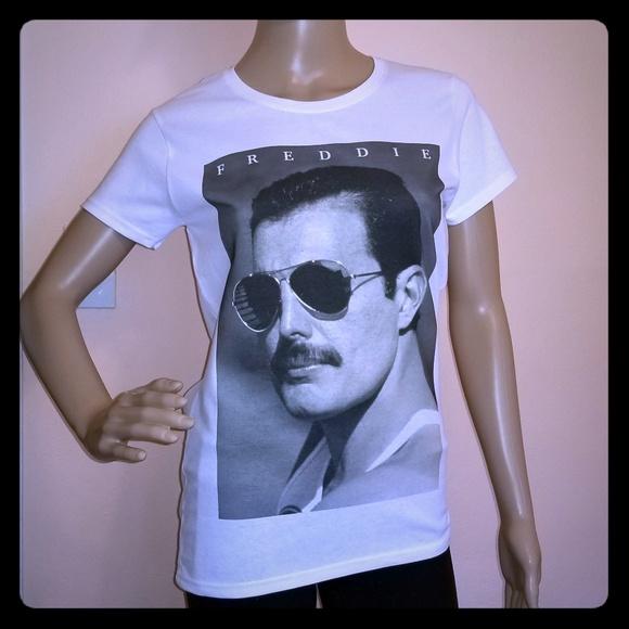 a748adac8 Freddie Mercury Queen Women's New T-Shirt. Boutique.  M_5bc8ea8803087cd3db098fdd. M_5bc8eaaddf0307e6f77b5605.  M_5bc8eabf2e147830330edb75